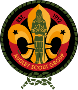 Audley Scout Group Logo
